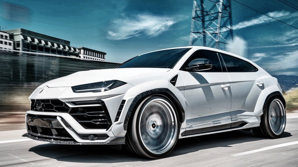 Lamborghini Urus Aero - Specialty Exteriors