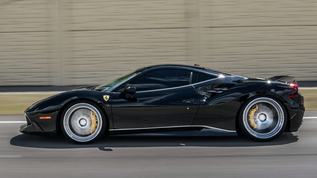 Ferrari 488 Aero by 1016 Industries - Specialty Exteriors