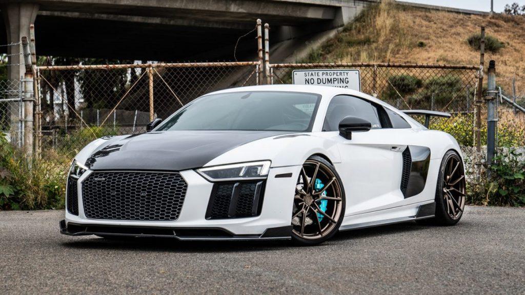 Audi R8 Aero - High End Car Exteriors - Specialty Exteriors