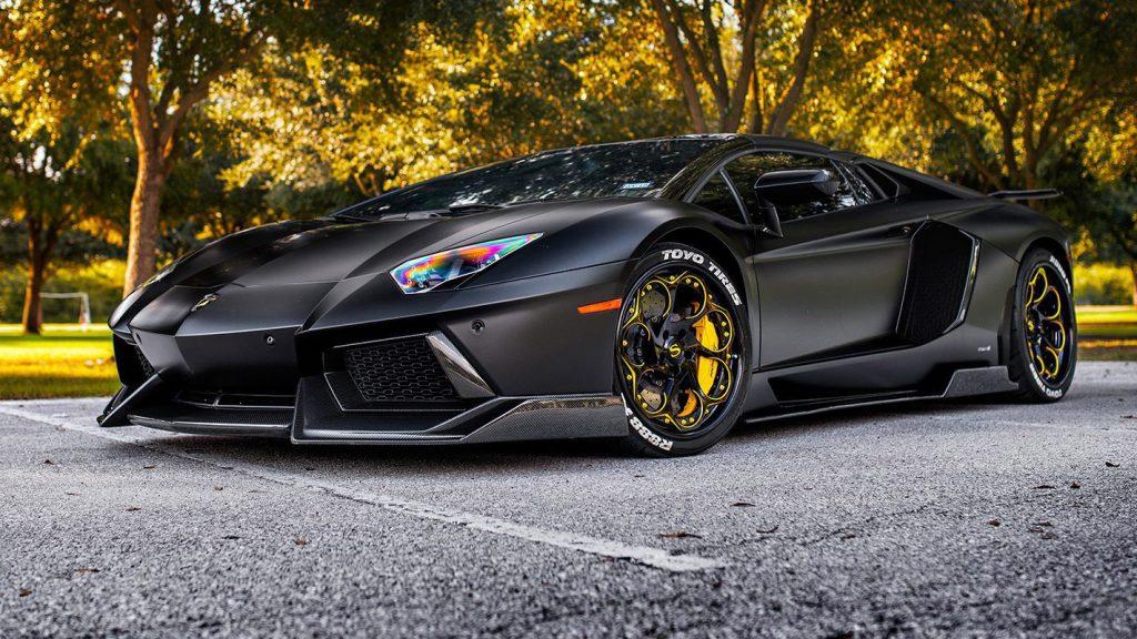 Lamborghini Aventador LP700 Aero - 1016 Industries Car Exterior - Specialty Exteriors