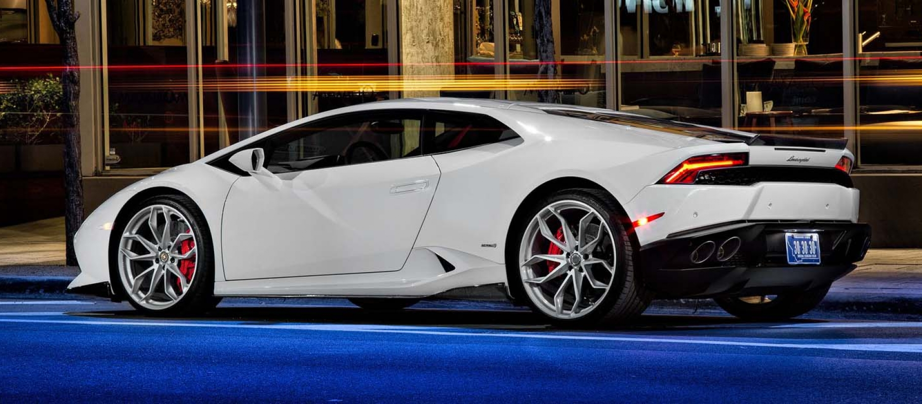 RSC Aero for Luxury Vehicles - Lamborghini Exteriors
