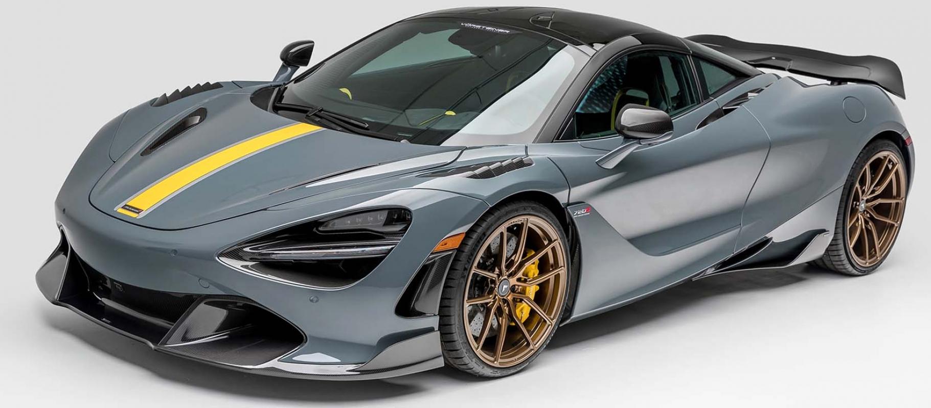 McLaren Aero Speciality Car Exteriors - Vorsteiner Aero