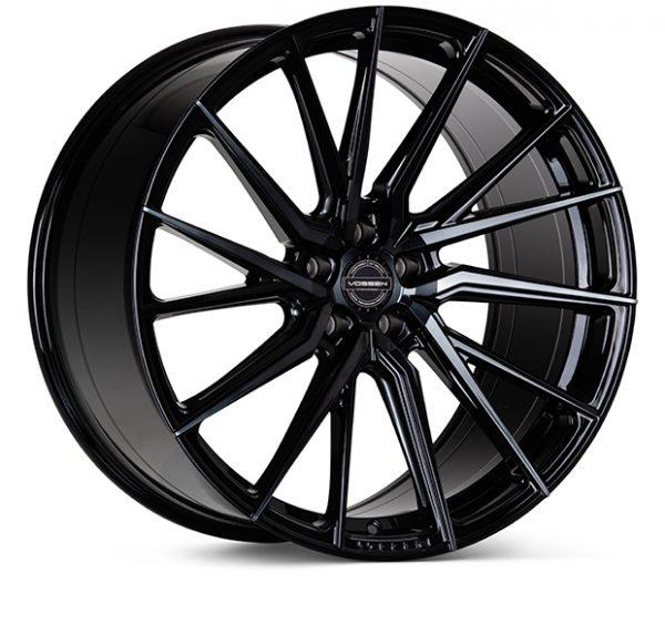Main Vossen HF4-T Tinted Gloss Black Hybrid Forged Series Wheel
